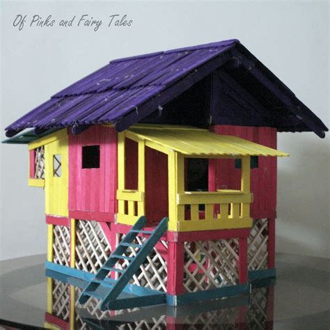 Popsicle House Plans 17 Best Ideas About Popsicle Stick Houses On Hamster House Stick Crafts And