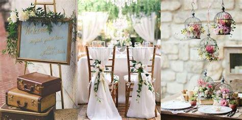 decorazioni tavola matrimonio decorazioni per il matrimonio shabby chic fai da te e