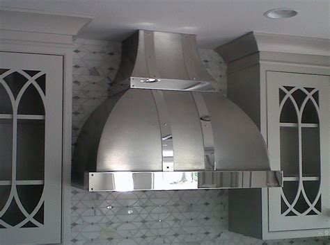 Vent A Hood JCH348B1SS Wall Mount Custom Hood with Magic