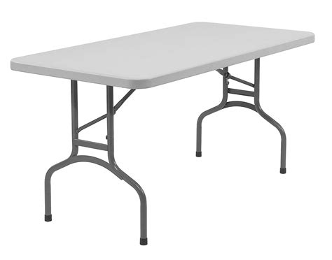 White Plastic Folding Table Plastic Folding Table For Home Office Equipment