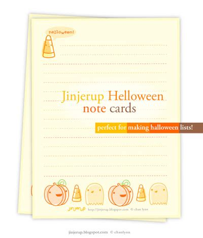 printable halloween note cards halloween paper crafts printables roundup paper crave