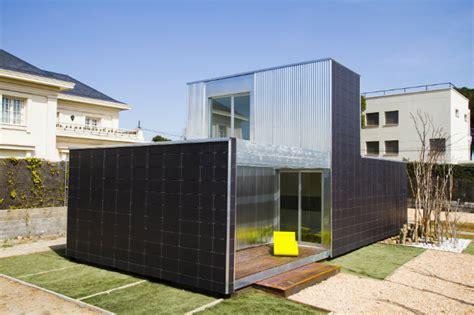 Modular Housing by Solar Powered Samvs Modular Housing Units Are Snappy