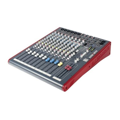 table de mixage lifier achat table de mixage allen heath zed 12 fx