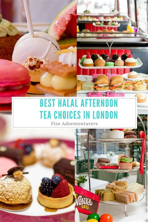 best afternoon tea the best halal afternoon tea choices in five