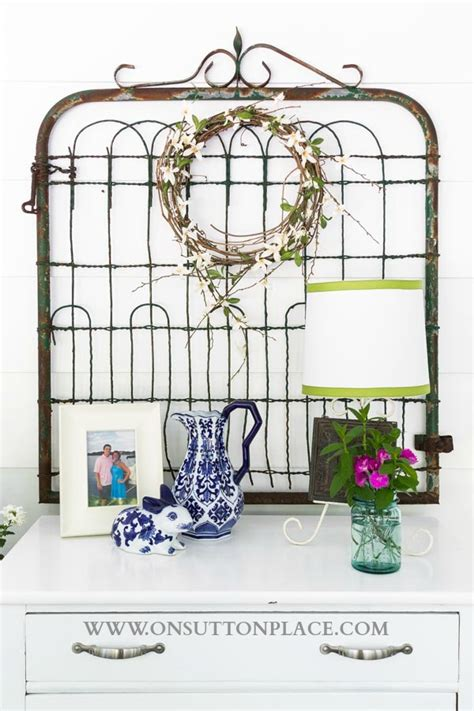 Years Decor Gate by Summer Porch Decor On Sutton Place