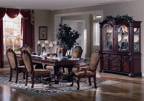 traditional dining room sets 98 traditional dining room furniture sets orleans