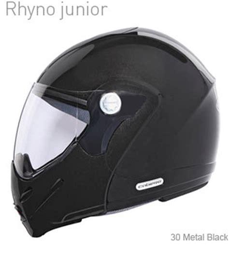 Kinder Motorrad Anz Ge caberg rhyno schwarz kinder kinder damen motorrad helm ebay