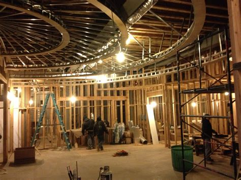 Home Theater Design and Construction RSN Interior Construction Company