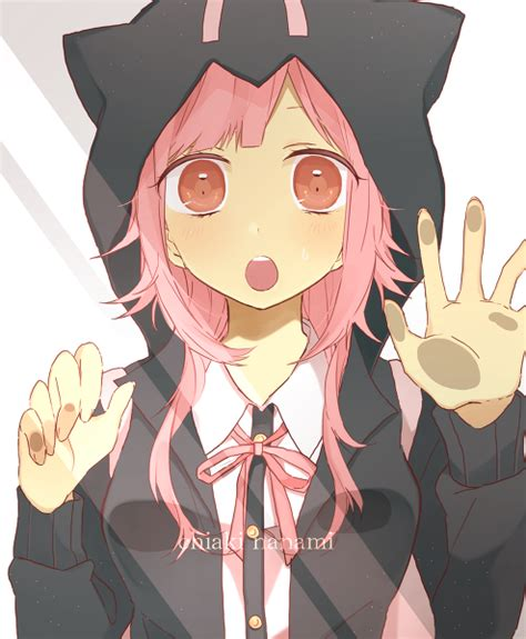 anime girl lock screen wallpaper crunchyroll fanart meme traps anime characters behind