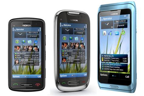 Hp Nokia C 6 nokia unveils 3 new symbian 3 smart phones at nokia world