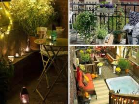Small Balcony Decorating Ideas On A Budget | practical tips for decorate gardens terraces and