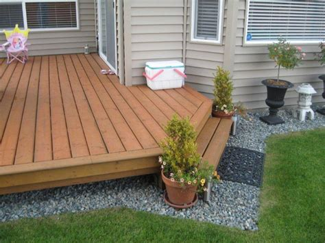 deck edging ideas doherty house