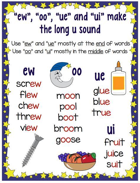 ue pattern words ue words phonics descargardropbox