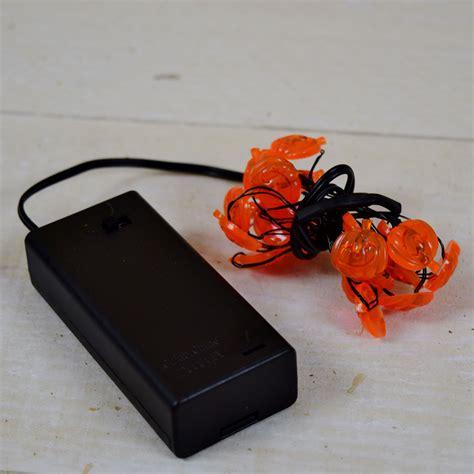 battery operated pumpkin lights led pumpkin battery operated mini string lights