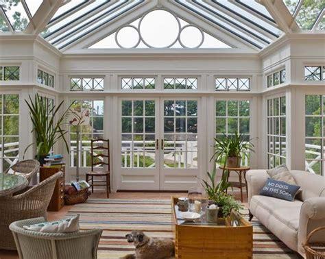 glasveranda wintergarten 103 besten conservatories garden rooms bilder auf
