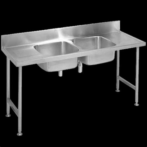 stainless steel pot sink catering sinks tables stainless steel shelving pot sinks