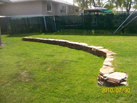sloped backyard retaining wall landscaping walls picture gallery
