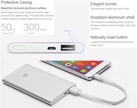 Power Bank Xiaomi 5000 Mah xiaomi 5000mah 10000mah 16000mah power bank usb powerbank