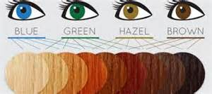 how to what hair color looks best on you best hair color for hazel hazel brown green pale