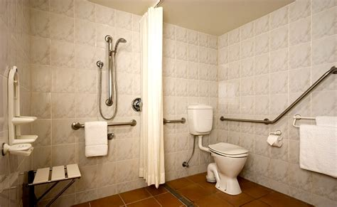 bathrooms for the disabled necessary design elements for