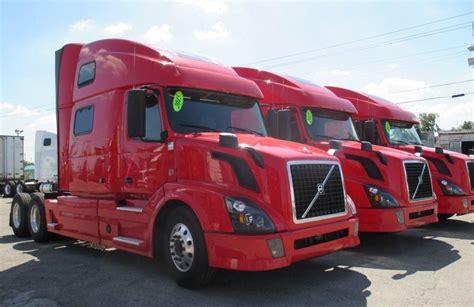 quality trucks sales  volvo vnl  stock