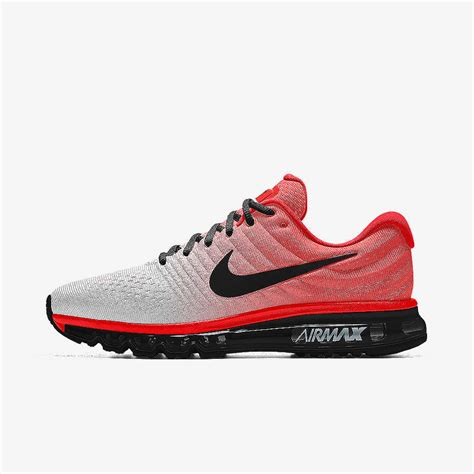 nike shoe nike air max 2017 id running shoe nike