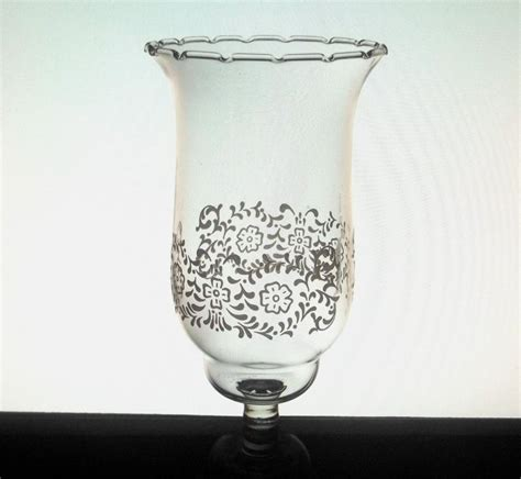 home interiors peg votive candle holder park embossed