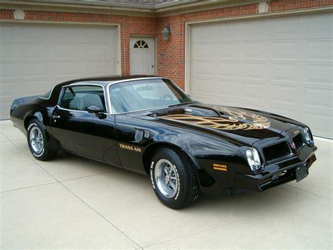 1975 Pontiac Trans Am by 1975 Pontiac Trans Am Photos Informations Articles