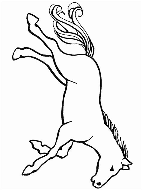 coloring pages of horseshoes coloring pages coloringpages1001