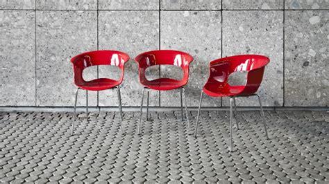 sedie plastica design dalani sedie in plastica di design rivisitazioni a colori