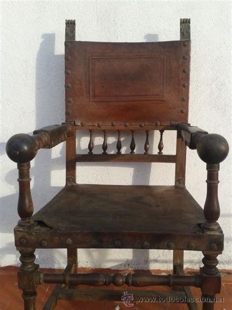 sillones antiguos sill 243 n frailero antiguo sill 243 n estilo renacimi comprar