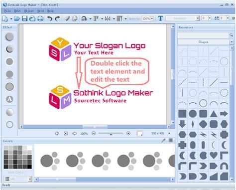 edit logo text logo maker guides tips to make address labels with logo