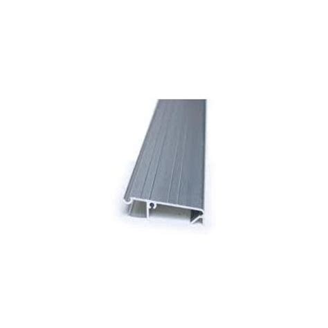 Exterior Door Threshold Extension Reliabilt 15785 0 2 In X 72 In Mill Aluminum Door Threshold Lowe S Canada