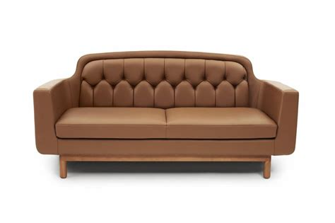 normann sofa normann copenhagen onkel sofa 2 seater leather living