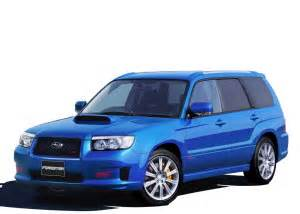 How Many Per Gallon Does A Subaru Forester Get 2006 Subaru Forester Sti Specifications Data Fuel