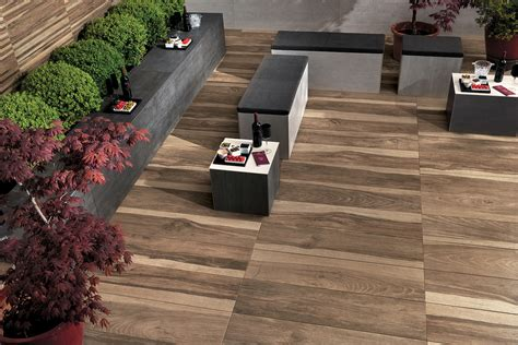 Deck Tiles by Wood Look Tile 17 Distressed Rustic Modern Ideas