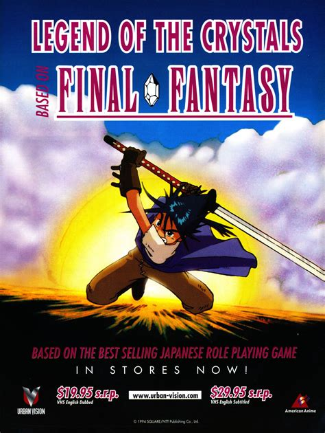 legend tripping and sorting out the urban legends of the legend of the crystals final fantasy urban vision american
