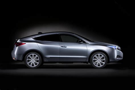 2009 acura zdx concept pictures news research pricing