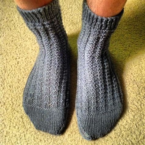 knitting pattern mens socks mostly ridge rib socks allfreeknitting com