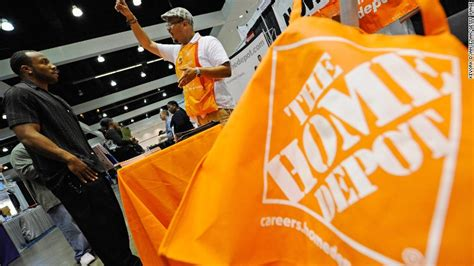 home depot is looking for 80 000 part time and seasonal
