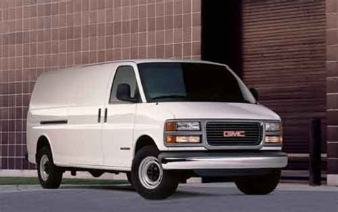 used 2001 gmc savana cargo for sale pricing features edmunds