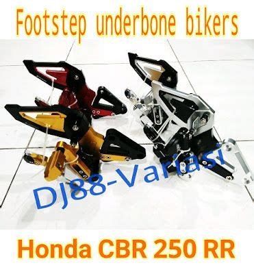 Footstep Underbone Bikers R25 900 best dj88 variasi images on