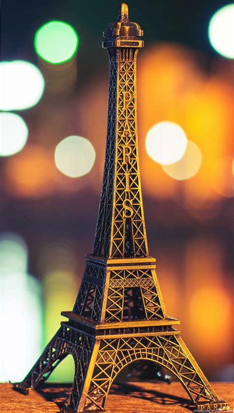 wallpaper hd android paris eiffel tower paris bokeh mobile android hd wallpaper