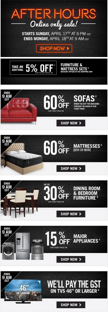 the brick canada bedroom sets the brick canada after hours online only sale save 60 off sofas mattresses 30 off