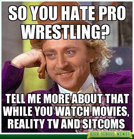 Wrestling Memes - 200 best images about wwe funny on pinterest