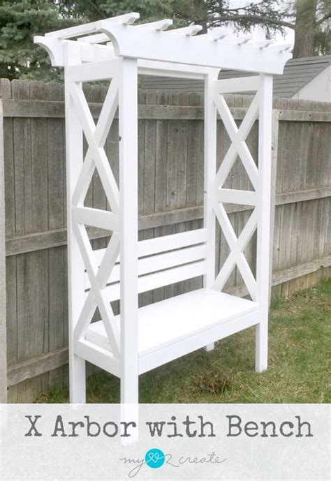 Garden Arbor Bench Free Plans 17 Best Images About Gardens Sheds Landscapes Oh My