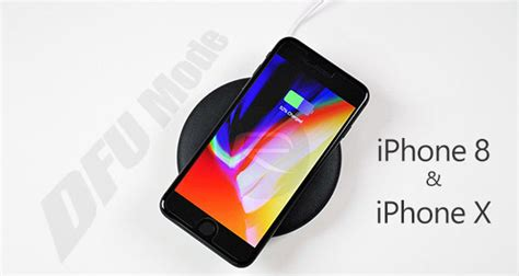 dfu mode on iphone x 8 here s how to enter it redmond pie
