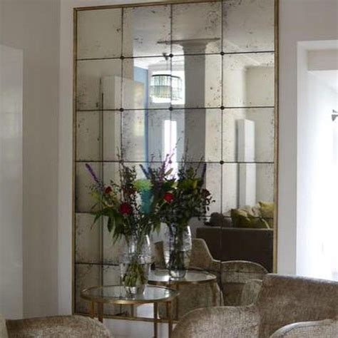 Distressed Farmhouse Floor Mirror For Sale - best 25 distressed fireplace ideas on