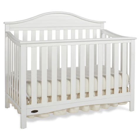 Graco Convertable Crib Graco Harbor Lights 4 In 1 Convertible Crib Reviews Wayfair