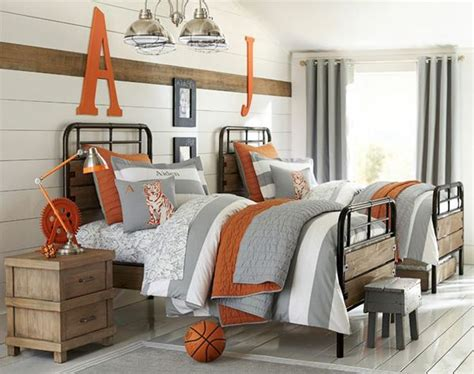 basketball bedroom sets 14 awesome basketball themed rooms for your youngsters